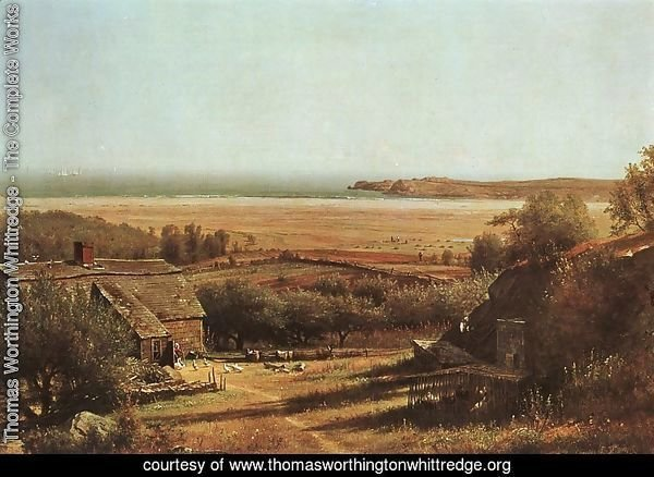 House by the Sea 1872