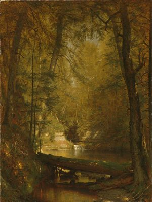 Thomas Worthington Whittredge - The Trout Pool