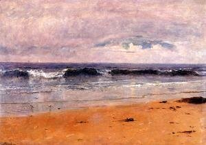 Thomas Worthington Whittredge - Seascape