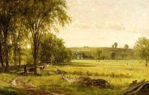 Thomas Worthington Whittredge - Near Gray Court Junction
