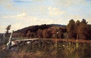 Thomas Worthington Whittredge - New York Landscape