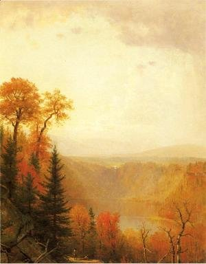 Thomas Worthington Whittredge - Kauterskill Clove