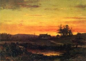 Twilight Landscape