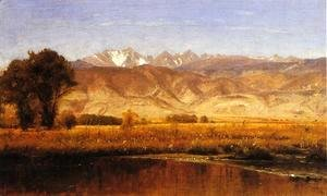 Thomas Worthington Whittredge - The Foothills