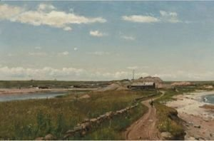 Thomas Worthington Whittredge - Sakonnet Point, Rhode Island