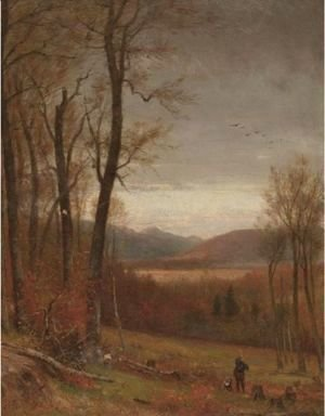 Thomas Worthington Whittredge - The Huntsman